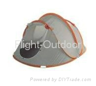 GOOD QUALITY SINGLE WALL POP UP TENT  1
