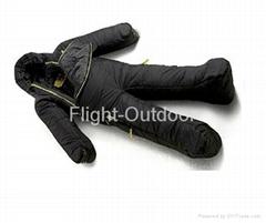 Human Shape  Sleeping Bag
