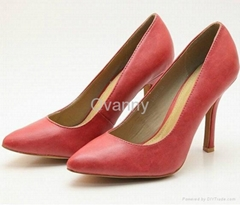 2013 new fashion sex hot lady red wedding party pumps high heels