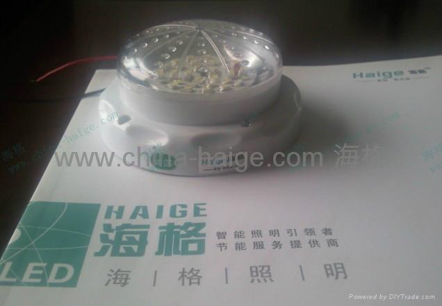 海格led聲光控吸頂燈 led聲控吸頂燈 1