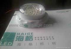 海格led声光控吸顶灯 led声控吸顶灯