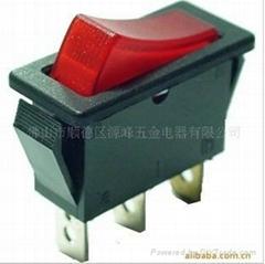heater push switch