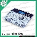 MINI GLASS ELECTRONIC BODY SCALE QE-13B