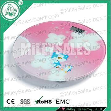 Digital Bathroom Scale QE-03A 4