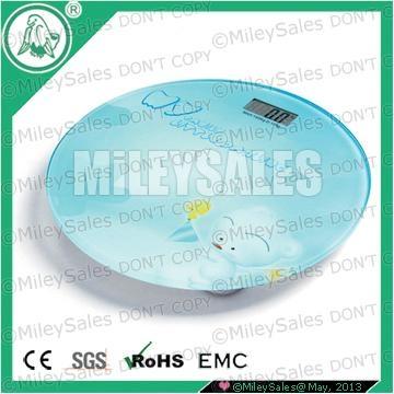 Digital Bathroom Scale QE-03A 5