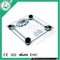 GLASS DIGITAL BODY SCALE 08C
