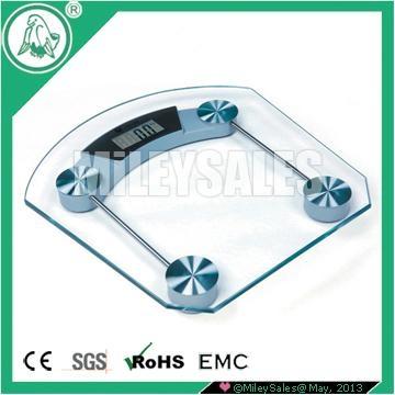 ELECTRONIC GLASS BODY SCALE 12B 1