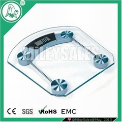 ELECTRONIC GLASS BODY SCALE 12B