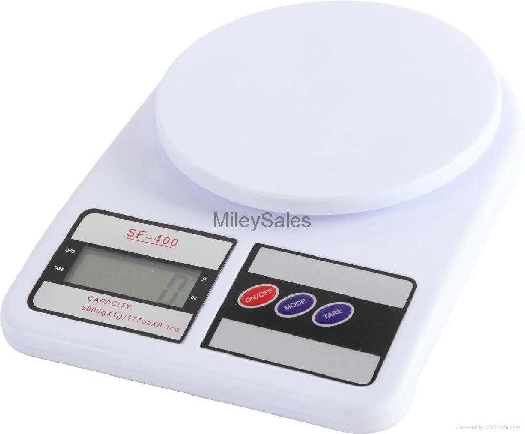 DIGITAL KITCHEN SCALE QE400 - Product Catalog - China - Bathroom scale