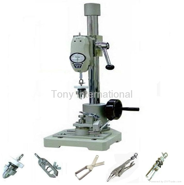 Instrument And Machine Testers : Button pull testing machine htp tony china
