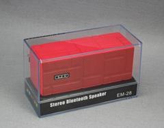 Stereo Portable Bluetooth Speaker
