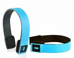 Universal Wireless Bluetooth Stereo Headset headphone earphone handsfree Microph
