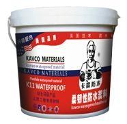Flexible K11 waterproof coating