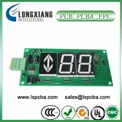 FR4 2-layer pcb smt factory