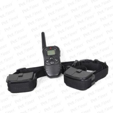 300-meter Range Remote Dog Training Shock Collar 1
