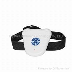 Stretchable Ultrasonic Barking Control Dog Collar