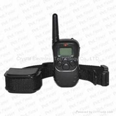 300-meter Range Remote Dog Training Shock Collar
