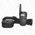 300-meter Range Dog Training Collar with