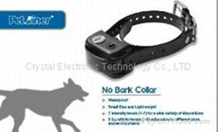 Pet Training No Bark Collar