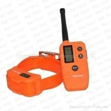 500-meter Range Remote Waterproof Dog Training Collar 1