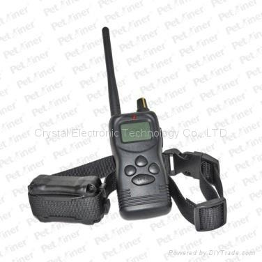 1000-meter Range Vibrating  Dog  Collar 1