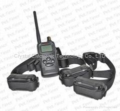 1000-meter Range Control and Vibrating Dog Collar