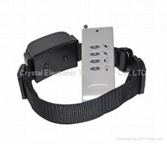150-meter Range Vibrating  Dog Collar