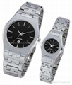Tungsten steel watch