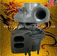 Komatsu Turbocharger HX35W