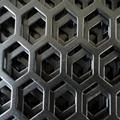 pvc perforated metal meshes