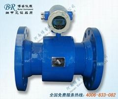 高壓電磁流量計油田專用