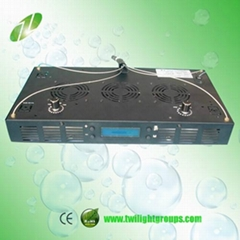 Newest 7200lm 100pcs optics led aquarium lights for marine aquarium products