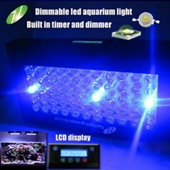 led aquarium reef lighting with full spectrum best aquarium light for coral ree