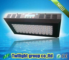 aquarium led lighting with full spectrum and timer,simulate the sunrise,sunset,l