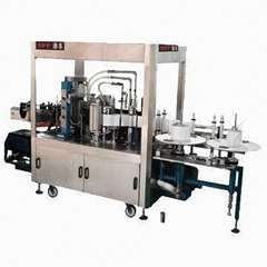 Auto High Speed OPP Labeling Machine for Round Bottle