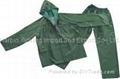 Professional Army Raincoat/Poncho