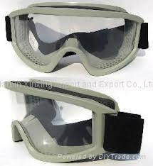 Military tactical TPU Goggle