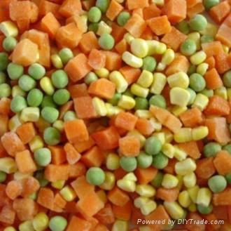 Frozen 3way mixed Vegetable 1