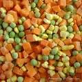 Frozen 3way mixed Vegetable