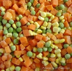 Frozen 3way mixed Vegetable