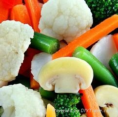 Frozen Italy Mixed Vegetable  1