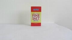 food salt with NACL 99.5