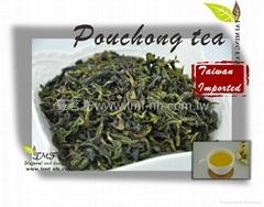 台灣進口天然文山包種茶
