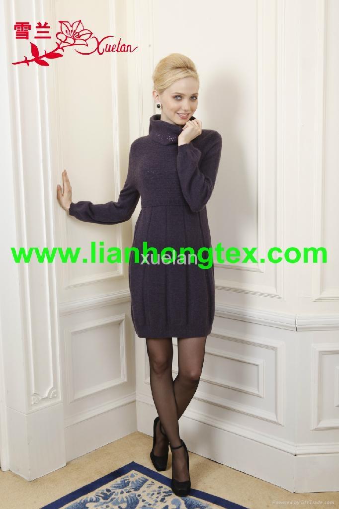 高品質女式羊毛衫 3