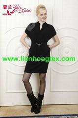 L-002 高品質女式羊絨衫