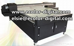 UV LED printing machine with Epson DX5 heads
