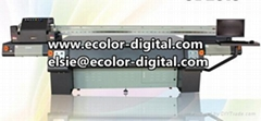 Digital UV Flatbed Printer with Konica512/ 1024 heads