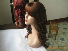Hot sell factory price human hair wig