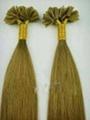 suppler price U-TIP 100% human remy hair