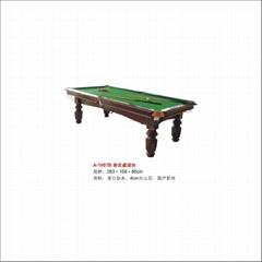 美式桌球台
